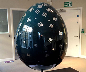 The Faberge Big Egg Hunt